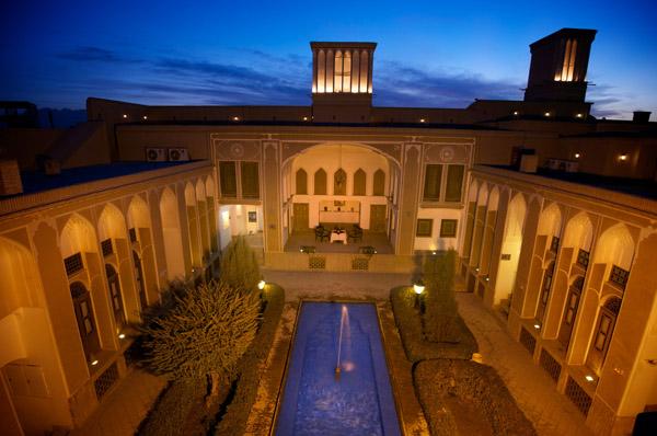 هتل بین المللی لاله یزد