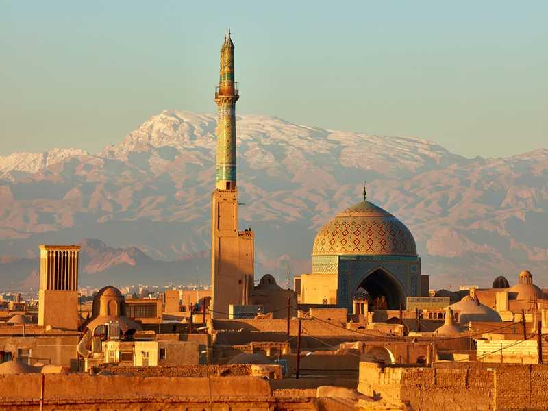 Exotic Yazd